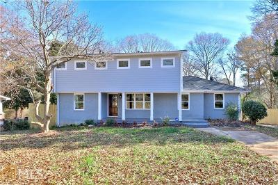 Decatur Single Family Home For Sale: 2463 Tilson Rd