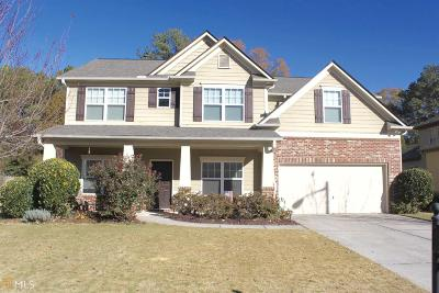 Powder Springs Single Family Home For Sale: 4440 Spring Mountain Ln