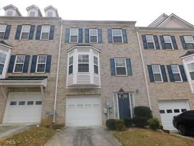 Buford Condo/Townhouse For Sale: 2115 Millgate Ln