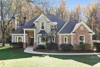 Historic Marietta Single Family Home For Sale: 165 Durham