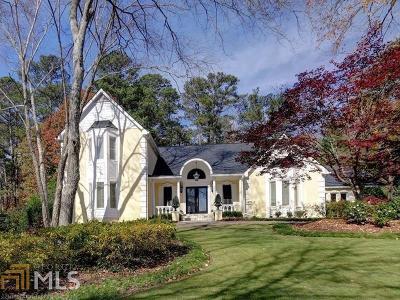 Marietta Single Family Home For Sale: 4727 Maple Brook