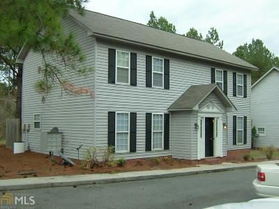 Statesboro Condo/Townhouse For Sale: 3697 Highway 24 #Unit 122