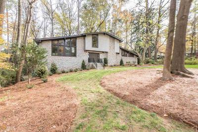 DeKalb County Single Family Home For Sale: 1843 Breckenridge