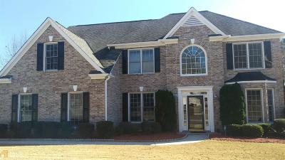 Stone Mountain Single Family Home New: 6863 Deer Trail Ln