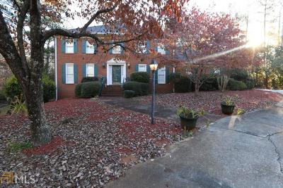 Conyers Single Family Home For Sale: 2460 Lost Valley Trl