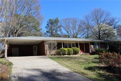 Roswell Rental For Rent: 995 Melody Ln