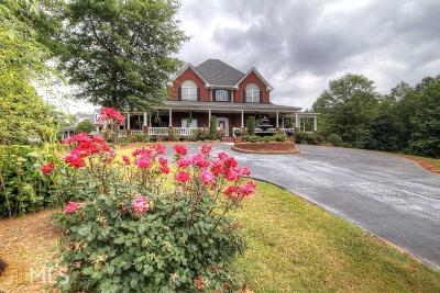 Newton County Single Family Home For Sale: 3647 Highway 142