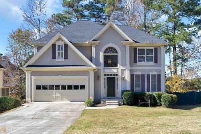 Johns Creek Single Family Home For Sale: 11250 Hambleton Way