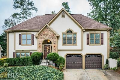 Kennesaw Single Family Home Under Contract: 2989 NW Kaley Dr