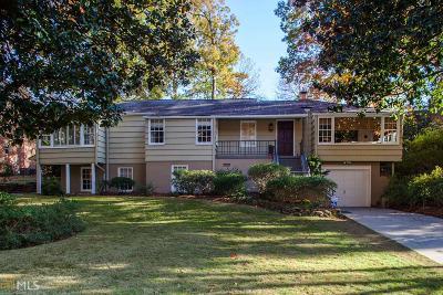 Dekalb County Single Family Home For Sale: 1179 Goodwin Rd