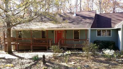 Elbert County, Franklin County, Hart County Single Family Home For Sale: 2652 Winns Mill
