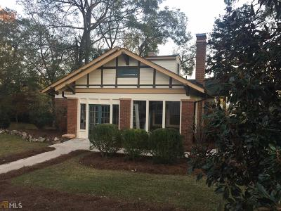 Monroe Single Family Home For Sale: 304 Edwards St
