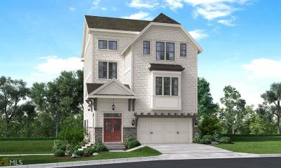 Virginia Highland Single Family Home Under Contract: 680 Drewry St #1