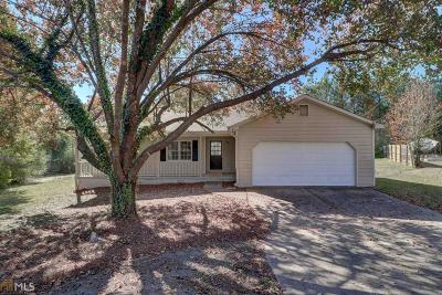 Snellville Single Family Home Under Contract: 3114 Rock Pine Ct