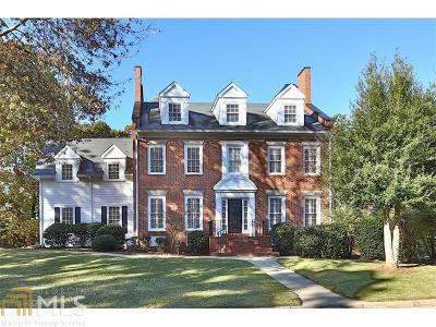 Johns Creek Single Family Home For Sale: 12180 Magnolia Cir