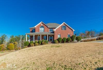 Conyers Single Family Home New: 2543 Hope Dr