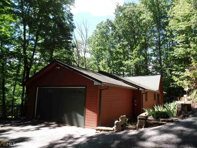 Rabun County Single Family Home For Sale: 44 Juniper Trl