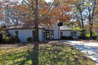 Conyers Single Family Home Under Contract: 369 Windsor Walk