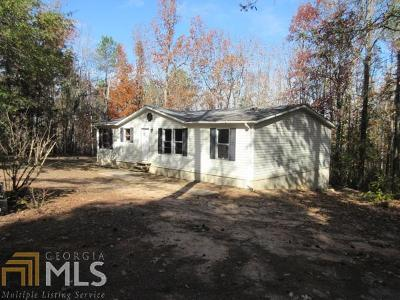 Elberton GA Single Family Home For Sale: $33,500