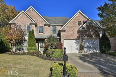 Johns Creek Single Family Home For Sale: 12755 Wyngate Trl