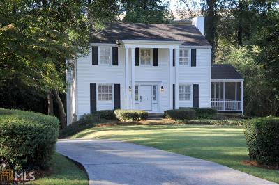 Atlanta Single Family Home New: 253 Alberta Dr