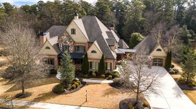 Buford Single Family Home For Sale: 2750 Drayton Hall Dr