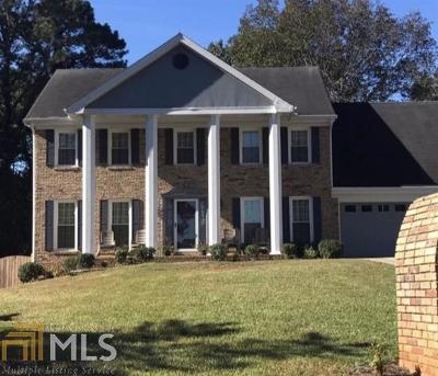 Lilburn Single Family Home For Sale: 4059 SW Colonial Dr