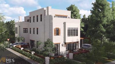 Old Fourth Ward Condo/Townhouse New: 646 John Wesley Dobbs Ave