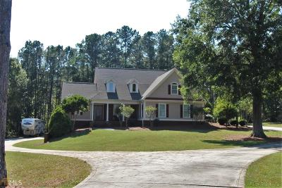 Social Circle Single Family Home For Sale: 60 Meadow Trl