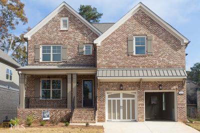 Alpharetta Single Family Home For Sale: 12055 Castleton Ct