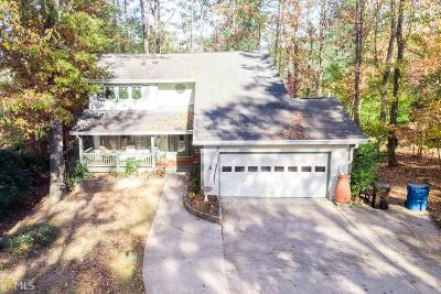 Peachtree City Single Family Home For Sale: 106 Putmans Head