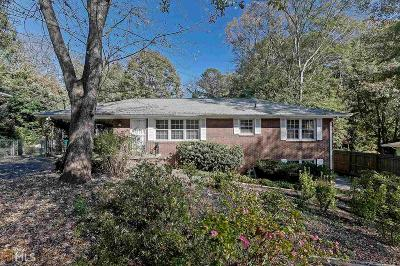 Single Family Home New: 3532 Dunn St
