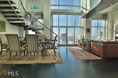 Metropolis Condo/Townhouse New: 943 Peachtree St #2010