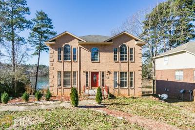 Lithonia Single Family Home New: 645 Woodstone Rd