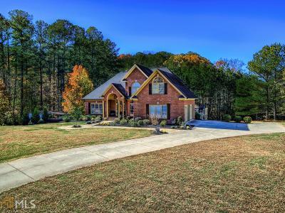Acworth Single Family Home For Sale: 3595 Cheatham Rd