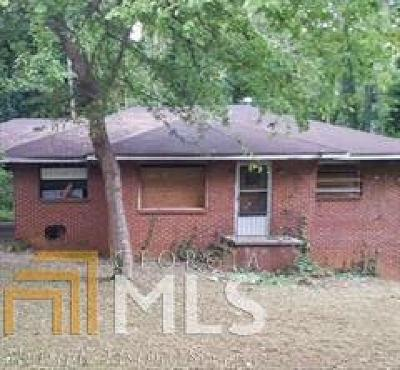 Peachtree Hills Single Family Home New: 123 SE Pat Mell Rd #23