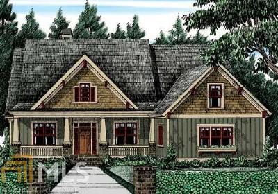 Hiram Single Family Home For Sale: 202 Five Oaks Dr