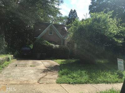Decatur Single Family Home For Sale: 309 S Columbia Dr