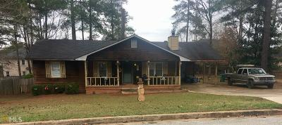 Lithonia Single Family Home New: 6890 Browns Mill Lake Rd
