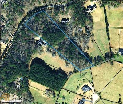 Social Circle Residential Lots & Land New: 195 River Cove Ridge