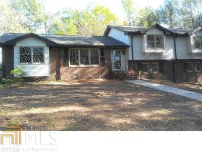 Conyers Single Family Home New: 4209 Haralson Mill Rd