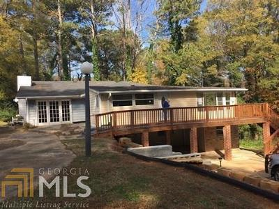 MABLETON Single Family Home New: 1633 Seayes