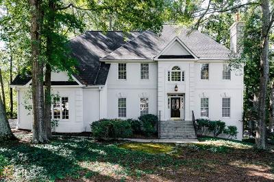 Johns Creek Single Family Home For Sale: 5060 Johns Creek Ct