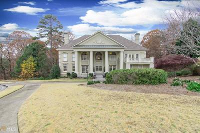Roswell Single Family Home New: 115 S Smead Ct