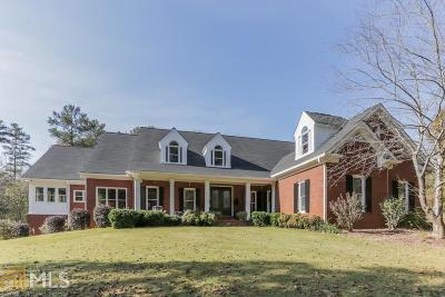 Powder Springs Single Family Home For Sale: 4750 Lewis Rd