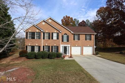 Clayton County Single Family Home New: 13092 Rangeley Hills Dr