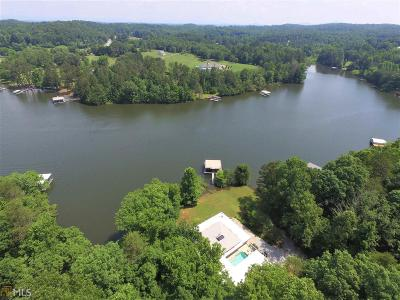 Hall County Single Family Home For Sale: 5995 Scenic Rd