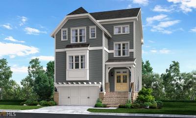 Virginia Highland Single Family Home New: 680 Drewry St #2