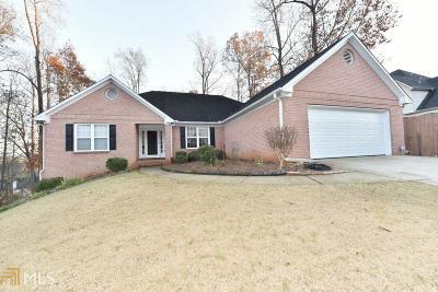 Snellville Single Family Home New: 2713 Calumet Farm Ln