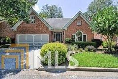 Atlanta Single Family Home New: 2164 Briarlake Trce